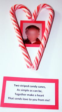 Love this candy cane poem! Instead of real candy canes, we'd make them out of paper and use it as an opportunity to practice patterns!