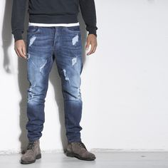 JEANS STONE #jeans #stone #italogy #italogyofficial #madeinitaly #authentic #italian #couture #musthave #man