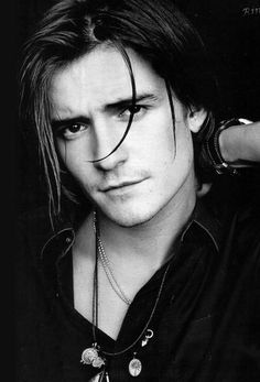 """Orlando Bloom...seeing this picture.....I think he would be the perfect """"Prince of Persia""""  if they ever redid the movie."""