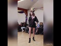Teen fashion model @bouthaina.collins at Pierre Garroudi Spectacular fashion show AW20 - YouTube Teen Fashion, Fashion Models, Fashion Show, Leather Skirt, Punk, Skirts, Youtube, Teenager Fashion, Runway Fashion