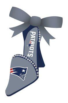 NFL Team Shoe Ornament - Set of 12 - 6 Teams Available on @HauteLook/ Nordstrom Rack