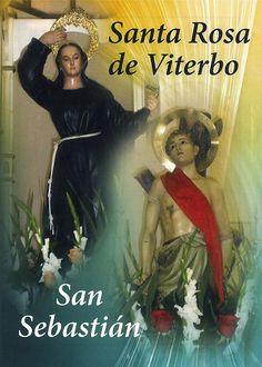 Sta. Rosa de Viterbo y San Sebastian, #Alcolea #Alpujarra #Almería #LaAlpujarra #ILoveAlpujarra