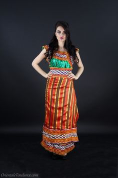 Robe kabyle nouvelle collection                                                                                                                                                                                 Plus