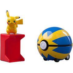 Premier Ball Gamestop Exclusive Boxed Set Plush Tomy Pokemon Chikorita and