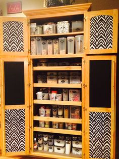Pinterest Inspired Pantry Organized With Modular Mates From