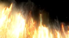 105 Dynamic gold raging fire photography&video background video material for video producer Fire Photography, Video Background, Rage, Backdrops, Gold, Backgrounds, Yellow