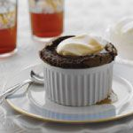 Mocha Puddings with a Liqueur Cream Crown » Recipes » Cadbury Kitchen