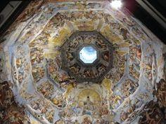 Ceiling. Duomo, Firenze