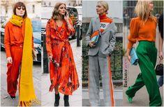 ¿Eres consciente de lo que transmites en función del color que llevas? Descubre si lo que quieres transmitir es lo mismo que están viendo los demás