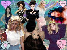 Marina Diamandis, the supreme little princess of indie