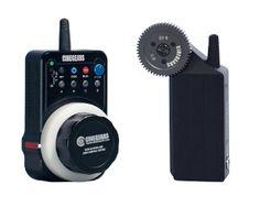 CINEGEARS Single Axis Wireless Follow Focus Express Kit