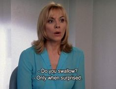 Sex and the City - Samantha Jones/Kim Cattrall Appreciation Thread #7 - Because she is enjoying every bit of her being single again! - Page 3 - Fan Forum