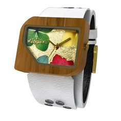 a5103a663ad Spring and its many beautiful colors are here. This Mistura watch inspired  our Candy Button