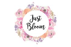 Free Just Bloom Desktop Background download from Serendipity Press!                                                                                                                                                     More