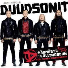 From Härmä to Hollywood | The Dudesons book