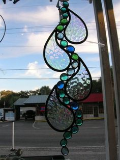 Stained glass Art and Jewelry Ideas (30)