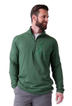 We have a great selection of men's Tasc performance apparel!