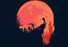 Last stand - The Zombie invasion Tee