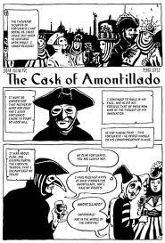Essay on edgar allan poe the cask of amontillado