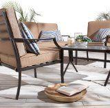 Strathwood Brentwood 4-Piece Outdoor Furniture Set / http://www.dancamacho.com/strathwood-brentwood-4-piece-outdoor-furniture-set/