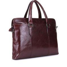Genuine Leather Men Shoulder/Messenger Bag Case for inch Laptop Laptop Covers, Laptop Case, Laptop Shoulder Bag, Cool Cases, Laptop Sleeves, Leather Men, Happy Shopping, Messenger Bag, Classic