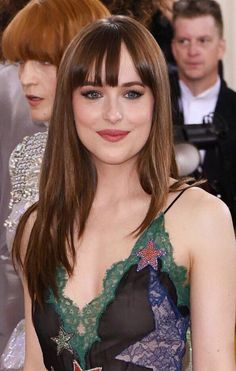 Dakota Johnson at the Met Gala 2016.