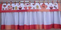 """cortina para cozinha """"chá da tarde""""... temos outros temas e cores .....consulte-nos... BANDÔ FEITO EM PIQUET E TRICOLINE E CORPO DA CORTINA EM CAMBRAIA(PARTE BRANCA E BARRADO EM TRICOLINE .   """" FRETE GRÁTIS PARA TODO BRASIL,""""  TAMANHO 1,40X1,20  -R $ 209,99 TAMANHO 1,50X1,20    -R$ 222,99 TAMANHO 1,60X1,20    -R$ 234,99 TAMANHO 1,70X1,20    -R$ 247,99 TAMANHO 1,80X1,20  -R$  259,99    TAMANHO  2,00X1,20  -R$  272,99 obs: devido a disponibilidade de tecidos e ser um produto artesanal…"""