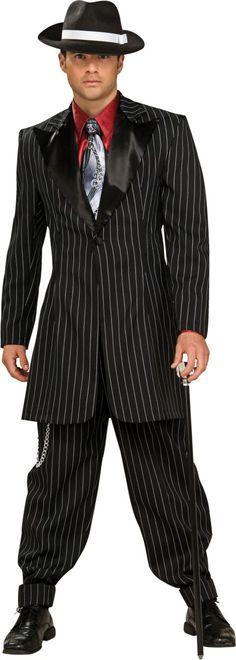 Adult Male Zoot Suit ($59.99) - Party City ONLINE
