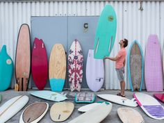 Donald Brink - Shaper http://surfcareers.tumblr.com/post/98581222965/donald-brink-shaper