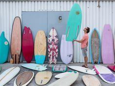 Donald Brink - Shaper | SurfCareers