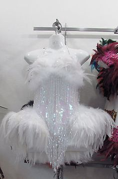 Custom designs available -- just send us your design. Dance Moms Costumes, Dance Outfits, Dance Dresses, Fairy Costumes, Burlesque Costumes, Ice Queen Costume, Drag Queen Costumes, Feather Tutu, Showgirl Costume