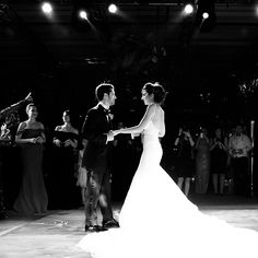 Newlyweds Begüm and Ahmet dance the night away at Four Seasons Hotel Istanbul at the Bosphorus. #wedding