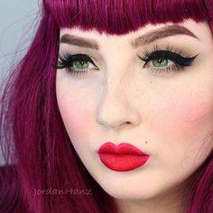 Melt cosmetics belladona 2 lipstick