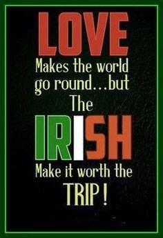 The Irish ...
