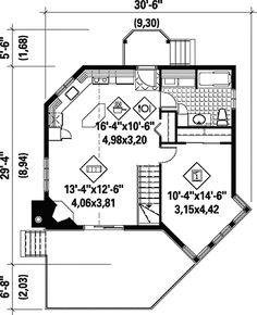 Quaint Cottage Escape. 696 Sq. Ft. 1 bedroom, 1 bathroom.