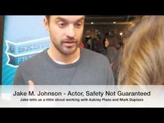 Interview with Jake M. Johnson from New Girl on red carpet for his film Safety Not Guaranteed at SXSW 2012.