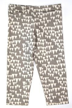 Salt City Emporium grey and cream triangle by SaltCityEmporium, $32.00