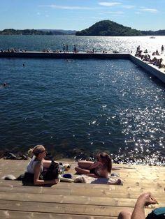 Soerenga Public Pool - Oslo, Norway