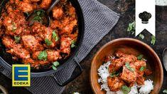 Chicken Tikka Masala Rezept, Chicken Masala, Tandoori Chicken, Tandoori Masala, Eat Smart, Paella, Cooking, Ethnic Recipes, Youtube