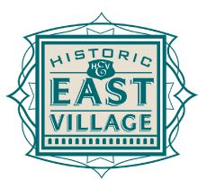 Great food and shopping at the Historic East Village downtown.