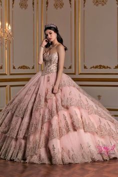 The Quinceanera Collection offers elegant quinceanera dresses, 15 dresses, and vestidos de quinceanera! These pretty quince dresses are perfect for your party! Quinceanera Dresses Blush, Wedding Dresses, Prom Dresses, Sexy Dresses, Sparkle Dresses, Debut Dresses, Sweet 15 Dresses, Quinceanera Party, Summer Dresses
