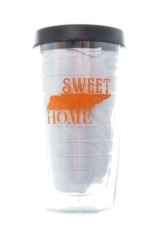 Judith March Sweet Home Tennessee Tumbler