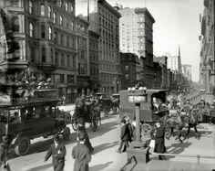 New York 1910.