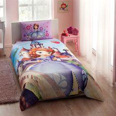 Hey, I found this really awesome Etsy listing at https://www.etsy.com/listing/125076410/princess-sofia-bedding-set-single