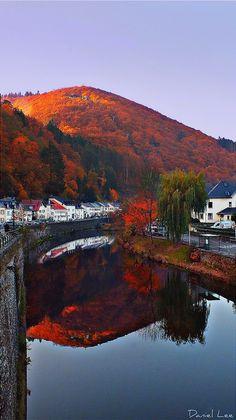 Vianden Stream, Luxembourg