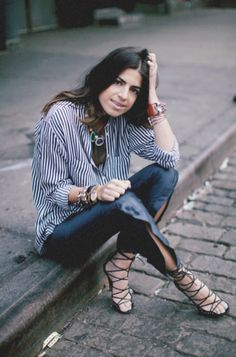 Miss Man Repeller - Perfect Outfit as always!!