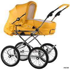 Коляска детская 2 в 1 Hesba Corrado DeLux VIP