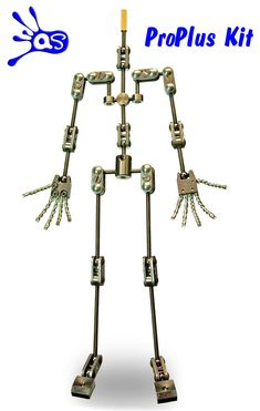 stop motion armature - Google Search