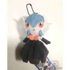 Pokemon 2016 Banpresto UFO Game Catcher Prize My Pokemon Collection Series Movie Version Shiny Mega Gardevoir Plush Keychain