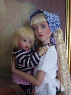 Helen Kish dolls